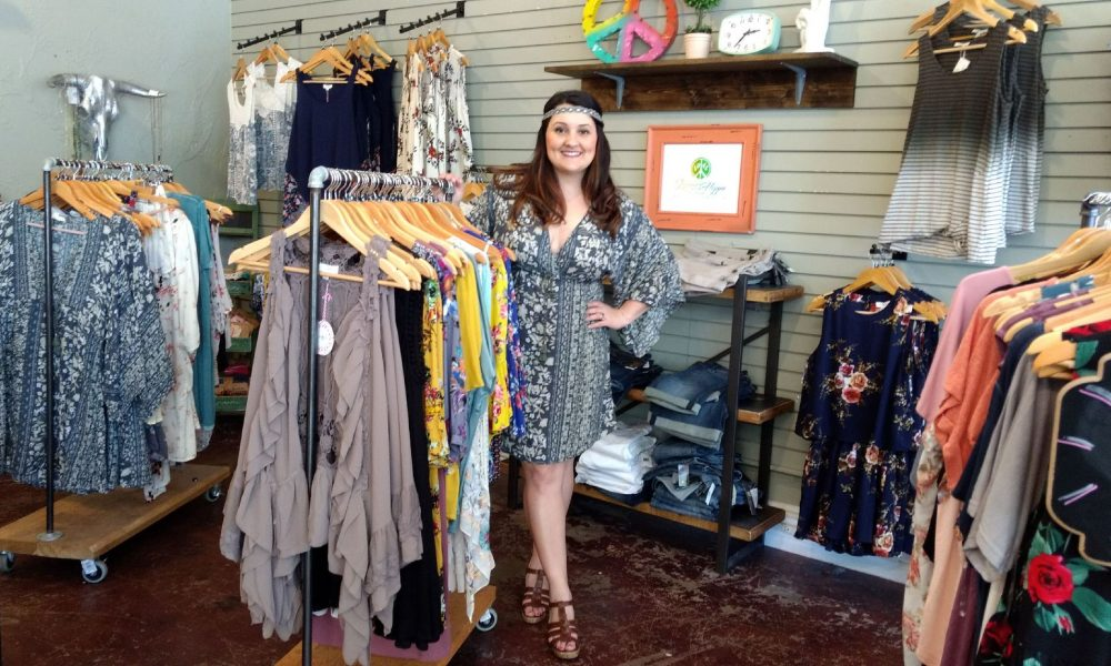 b8be29749dd Meet Daune Ortiz of The Salted Hippie Boutique in League City ...