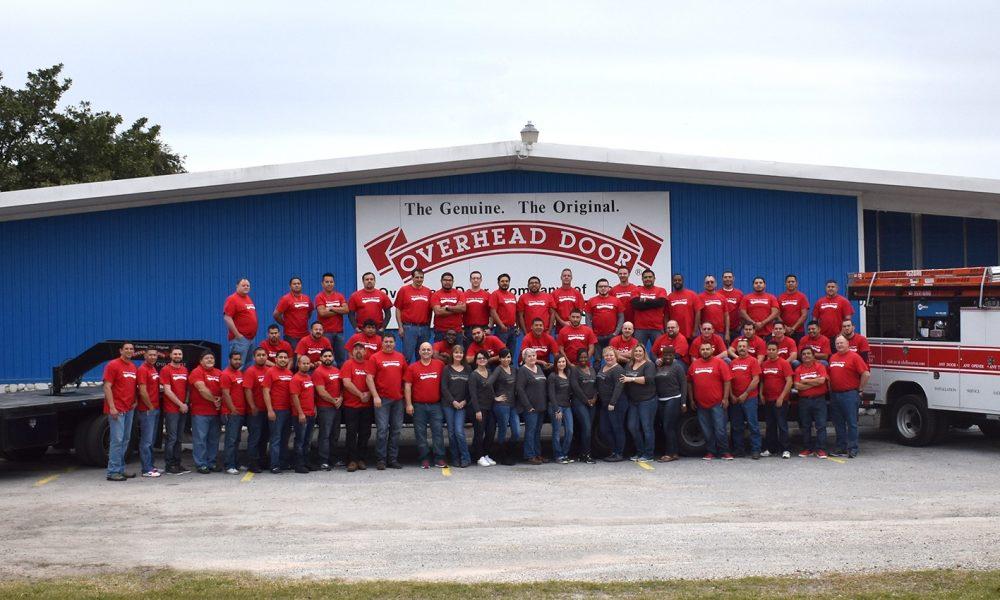 Meet Nick Kliafas Of Overhead Door Company Of Houston   Voyage Houston  Magazine   Houston City Guide