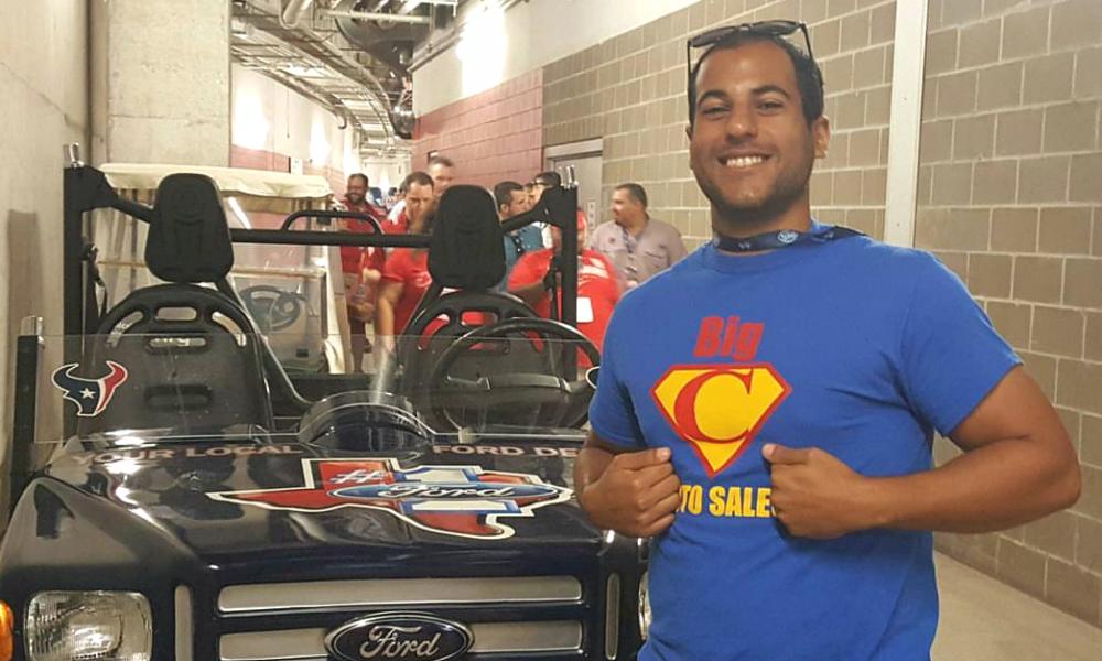 Meet Bishoi Attia of Big C Auto Sales in Pasadena - Voyage Houston ...