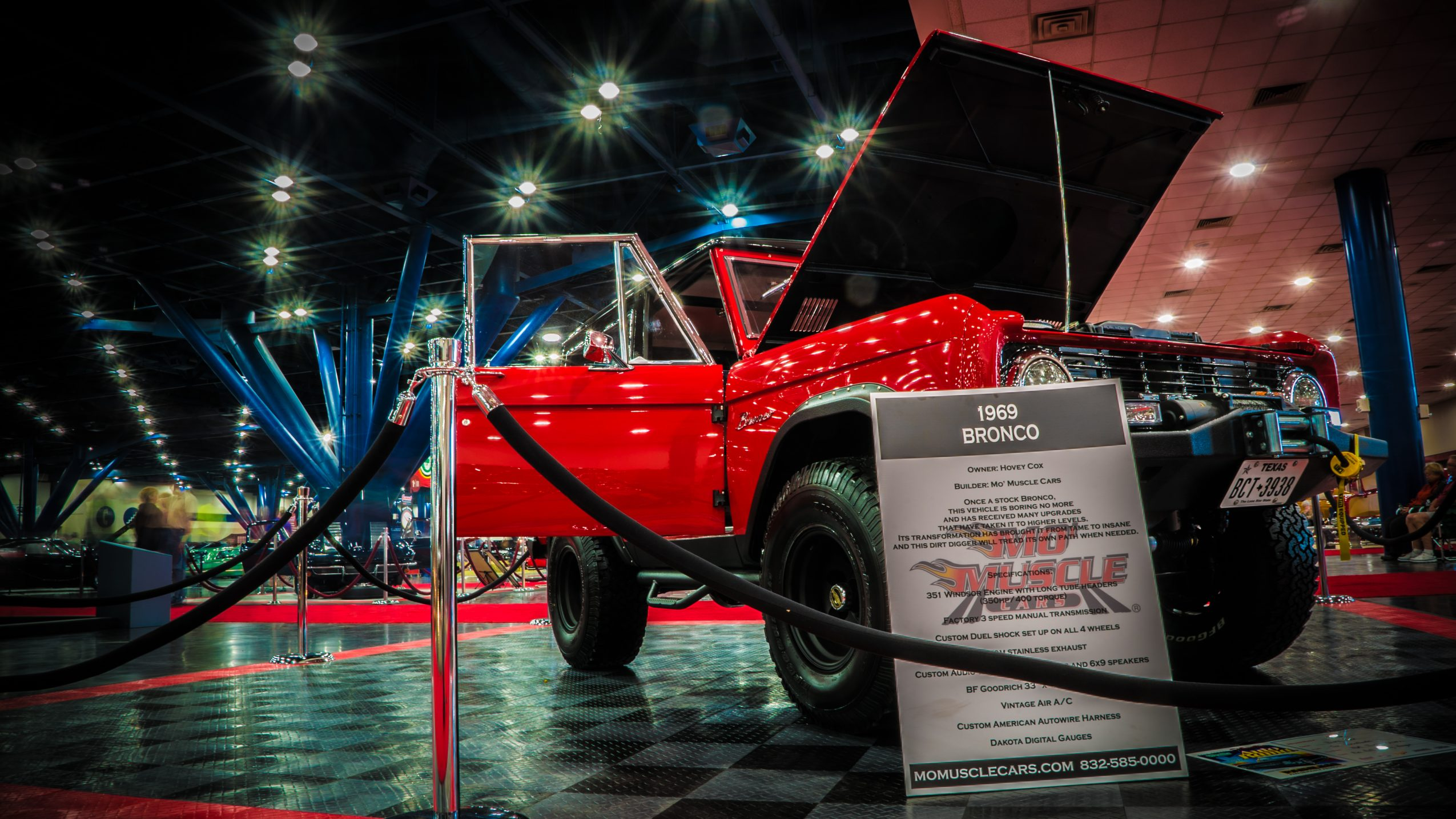 Meet Blake Meaux of Mo\' Muscle Cars in The Woodlands - Voyage ...