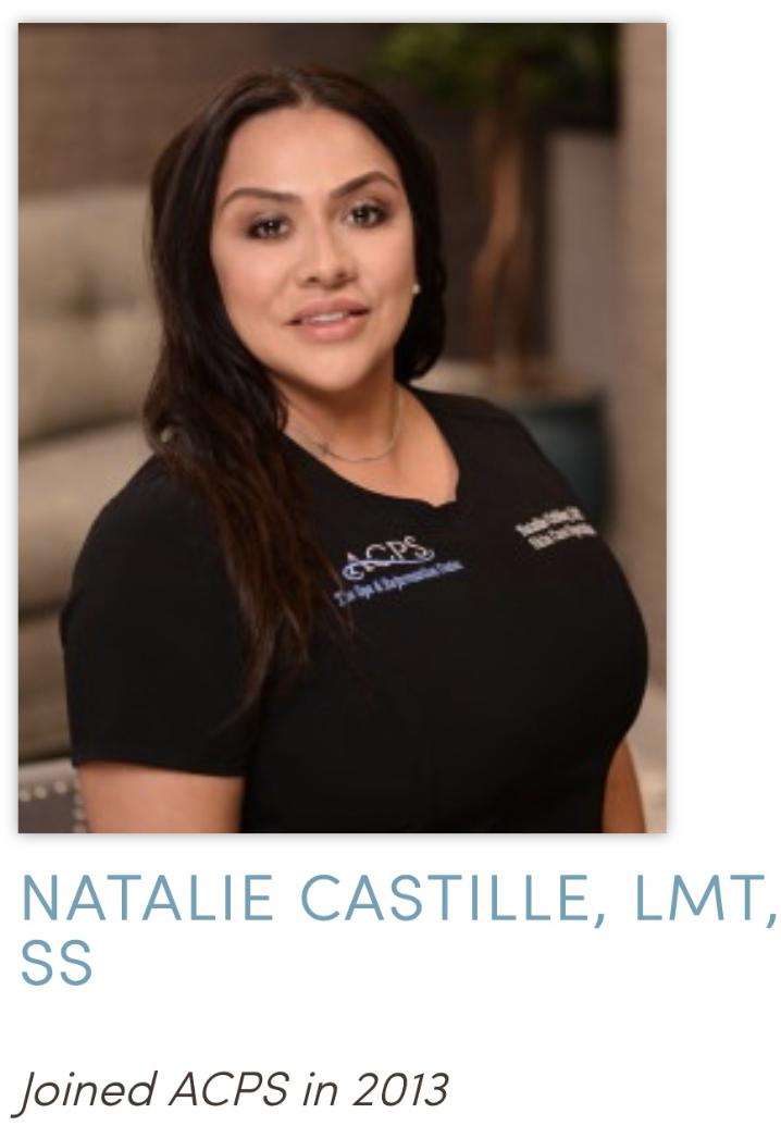 Meet Natalia Castille Of The Aesthetic Center For Plastic
